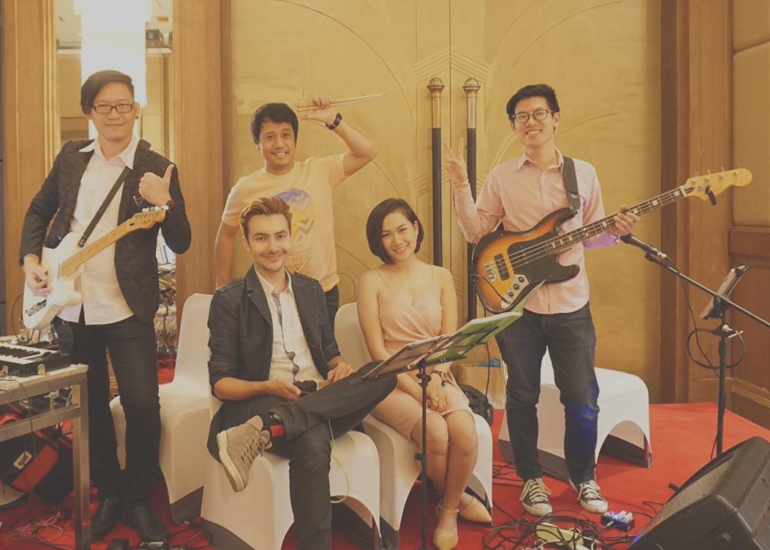 งานแต่งงาน คุณนก คุณบี plazaatheneebangkok