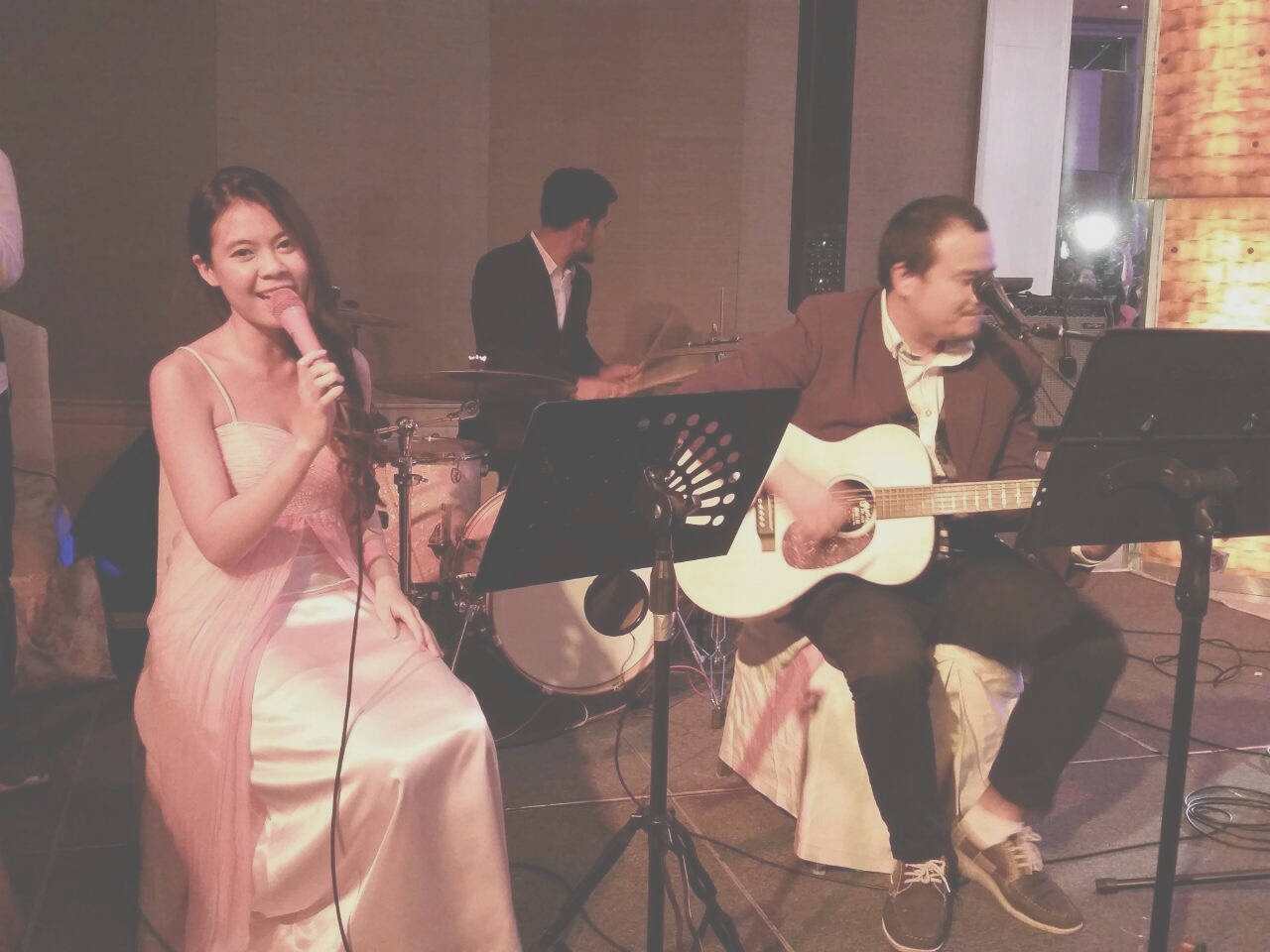 งานแต่งงาน คุณ พงษ์ชัย จีวัสสกุล pullman bangkok grande sukhumvit